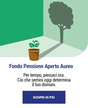 fondo pensione aperto aureo